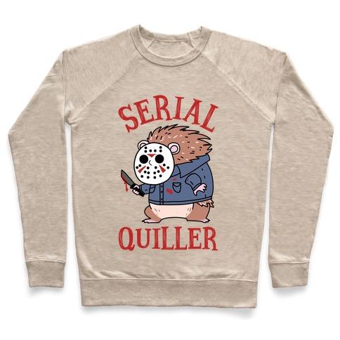 Serial Quiller Pullover