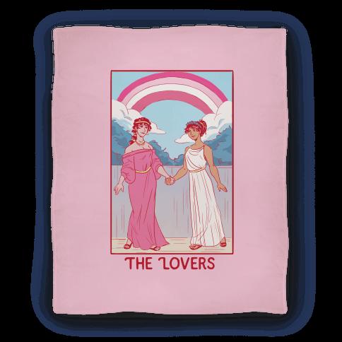 The Lovers - Sappho Blanket