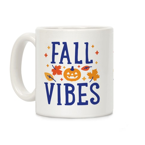 Fall Vibes Coffee Mug