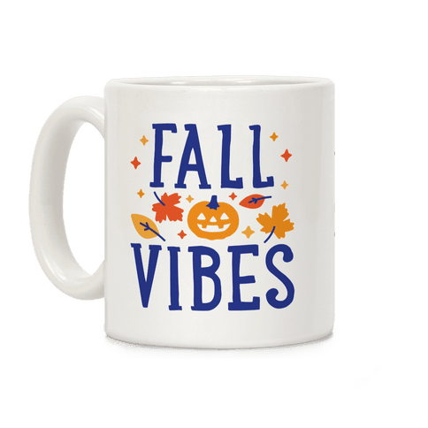 Fall Vibes Coffee Mug