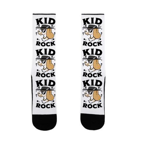 Kid Rock Goat Sock