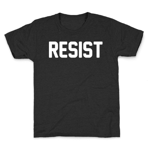 Resist Kids T-Shirt