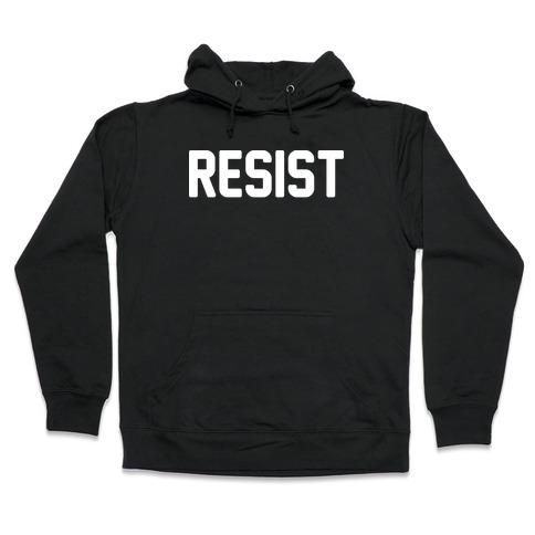 Resist Hooded Sweatshirt
