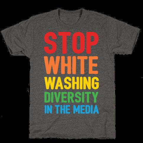 Stop Whitewashing Diversity In The Media