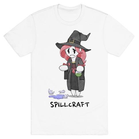 Spillcraft T-Shirt