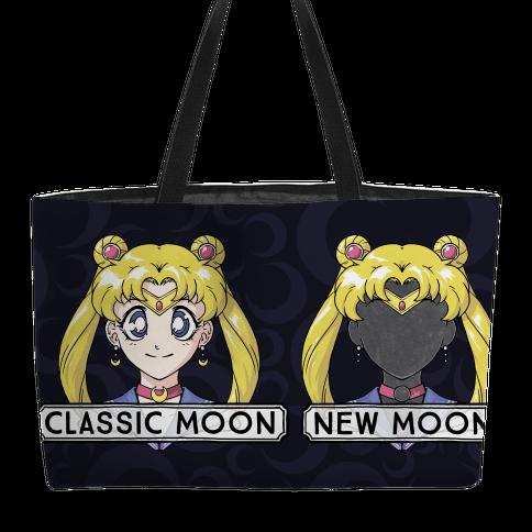 Sailor New Moon Weekender Tote