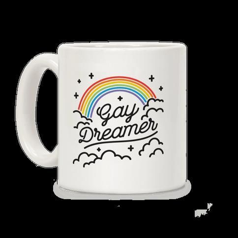 Gay Dreamer Coffee Mug