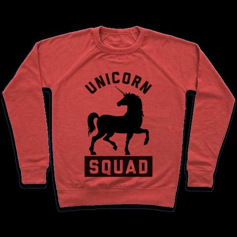 Unicorn Squad Pullover