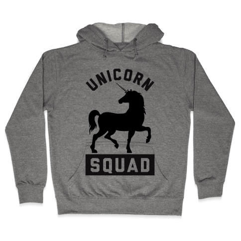 Unicorn Squad Hooded Sweatshirt