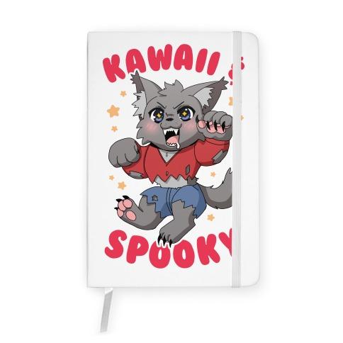 Kawaii & Spooky Notebook
