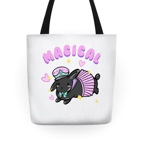 Magical Bunny Tote