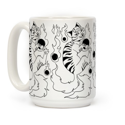 Ink Nekomata Coffee Mug