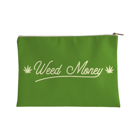 Weed Money Accessory Bag