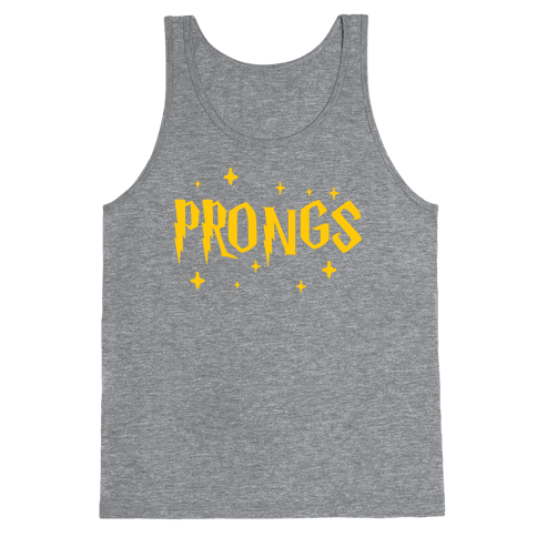 Prongs Best Friends 3 Tank Top