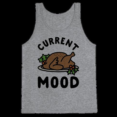 Current Mood Turkey Tank Top