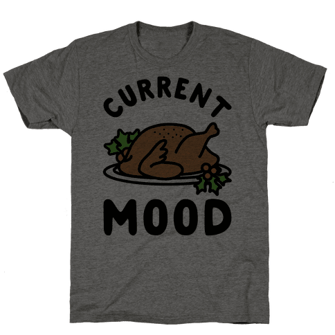 Current Mood Turkey