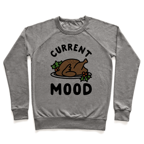 Current Mood Turkey Pullover