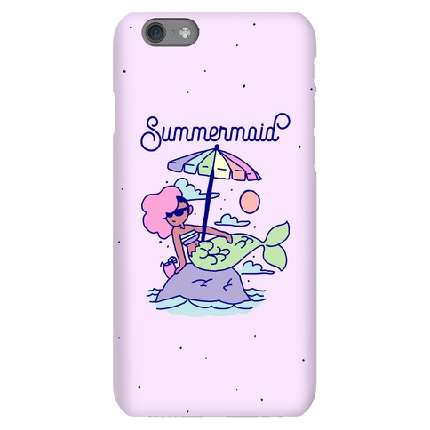 Summermaid Phone Case
