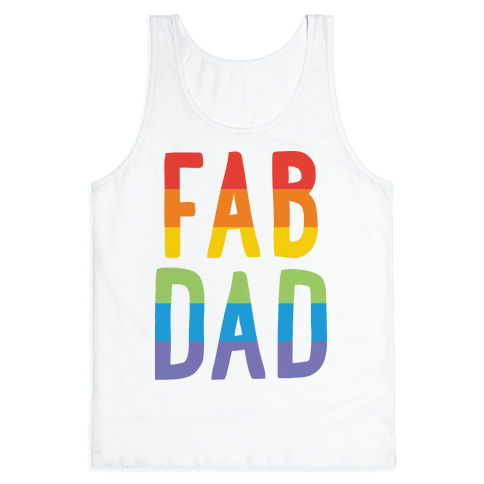 Fab Dad Tank Top