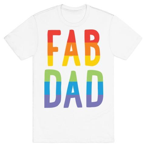 Fab Dad Mens/Unisex T-Shirt