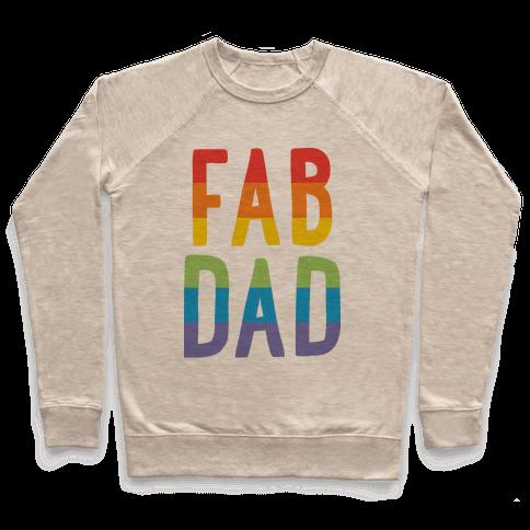 Fab Dad Pullover