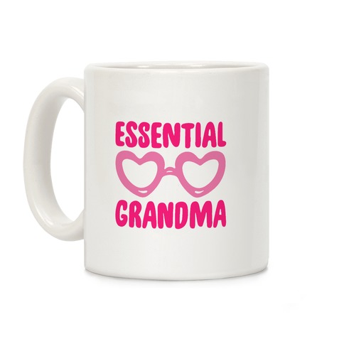 Essential Grandma Coffee Mug