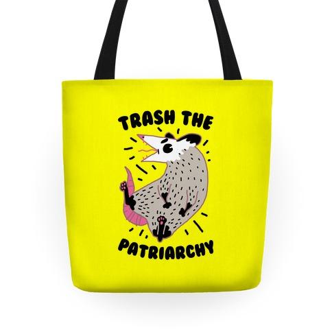 Trash the Patriarchy Tote