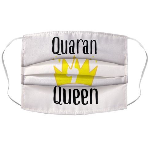 QuaranQueen Face Mask Cover