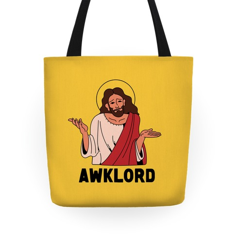 Awklord Tote