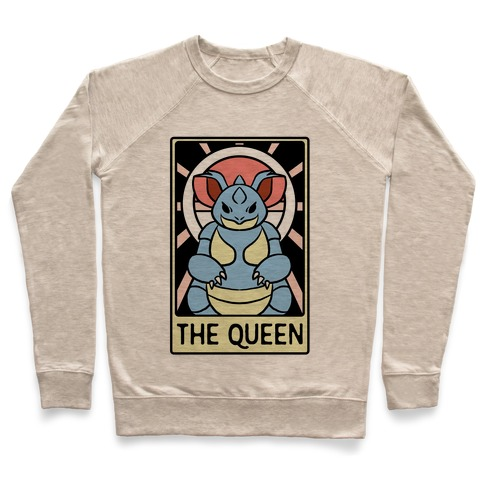 The Queen - Nidoqueen Pullover