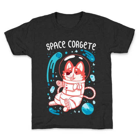 Space Corgete Kids T-Shirt