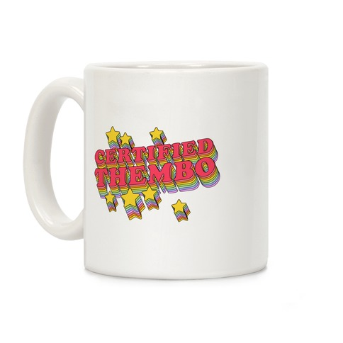 Certified Thembo  Coffee Mug