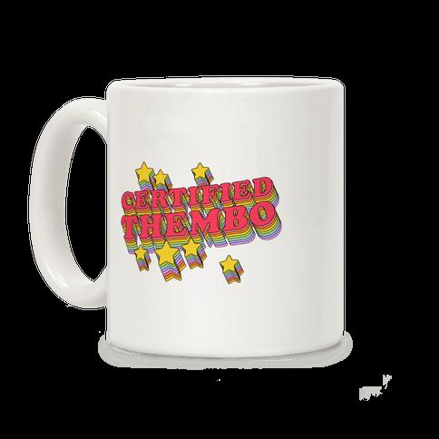 Certified Thembo Coffee Mug