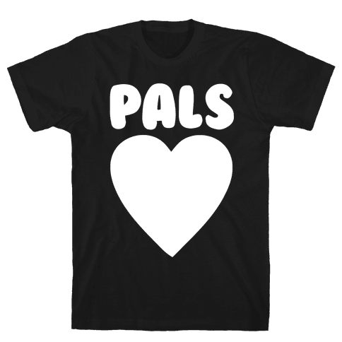 Gal Pals Pair 2 Mens T-Shirt