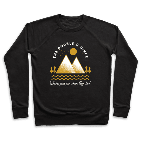 The Double R Diner Gold Pullover