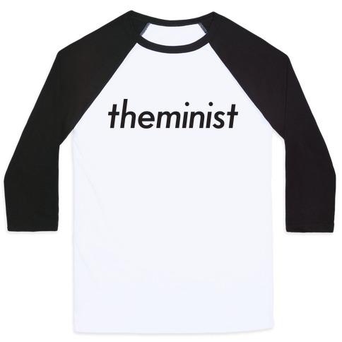 Theminist Baseball Tee