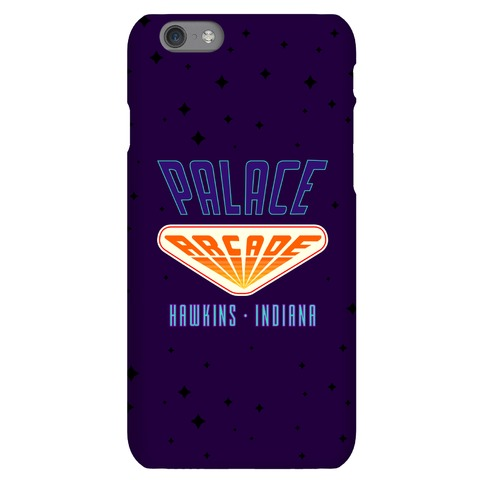 Palace Arcade Phone Case
