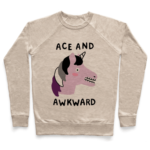 Ace And Awkward Pullover