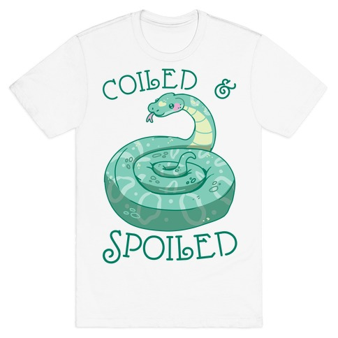 Coiled & Spoiled T-Shirt