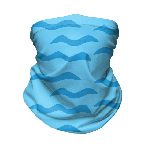 Calm Waves Neck Gaiter