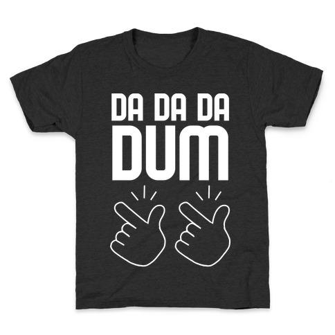 Addams Family Theme Kids T-Shirt