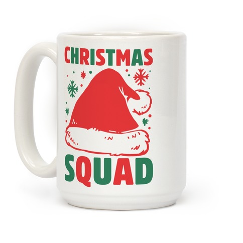 Christmas Squad Coffee Mug