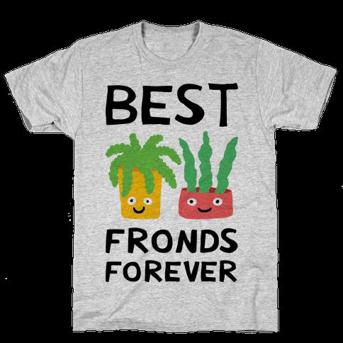 Best Fronds Forever Mens T-Shirt