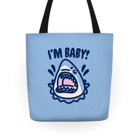 I'm Baby Shark Tote