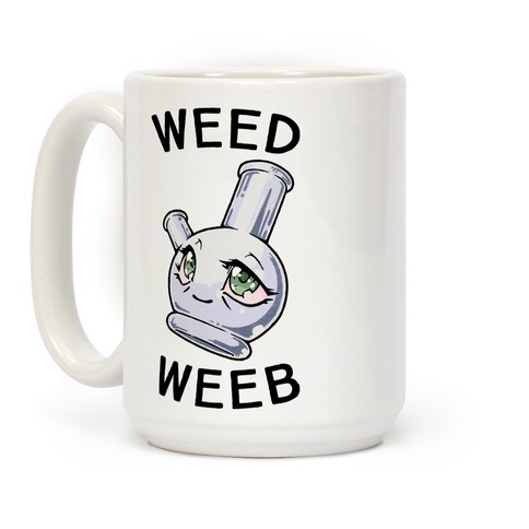 Weed Weeb Coffee Mug