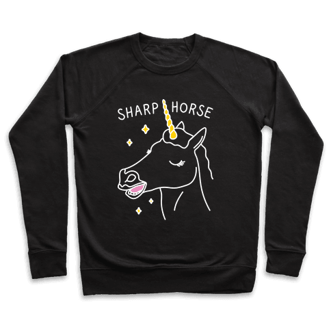 Sharp Horse Pullover