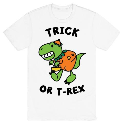 Trick or T-Rex T-Shirt
