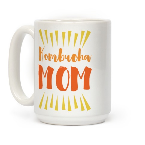 Kombucha Mom Coffee Mug