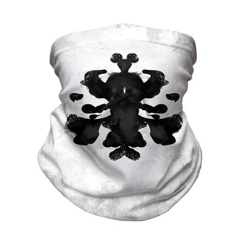 Rorschach Neck Gaiter