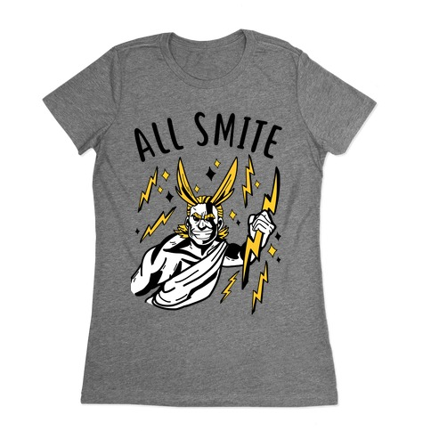 All Smite Womens T-Shirt